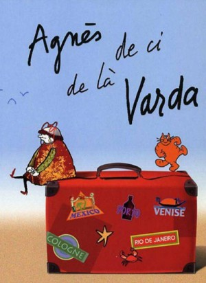 Agnes de ci de la Varda / Agnes Varda Here and There (2011) 2 x DVD9
