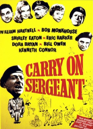 Carry on Sergeant (1958) DVD5