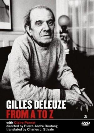 L'abecedaire de Gilles Deleuze / Gilles Deleuze from A to Z (1996, 2012) 3 x DVD9