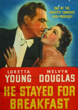 He Stayed for Breakfast (1940) DVD5