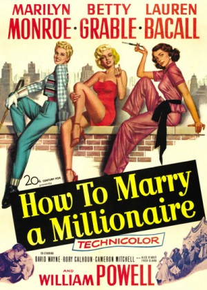 How to Marry a Millionaire (1953) DVD9