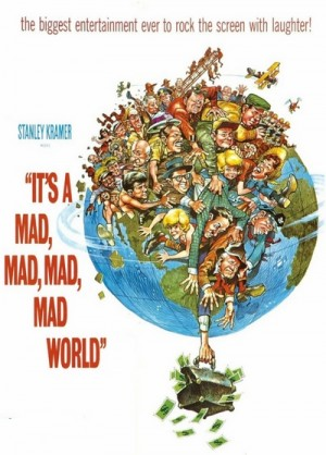 It's a Mad, Mad, Mad, Mad World (1963) DVD9
