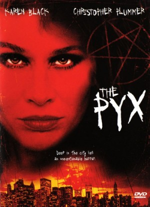 The Pyx / The Hooker Cult Murders (1973) DVD9