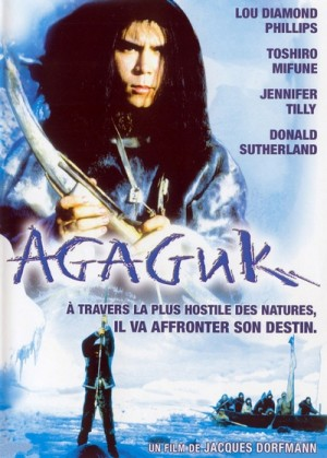 Shadow of the Wolf / Agaguk (1992) DVD9