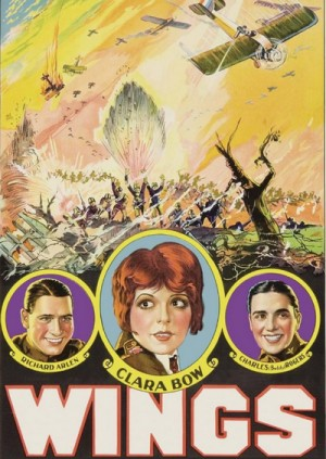 Wings (1927) DVD9 Restored Edition