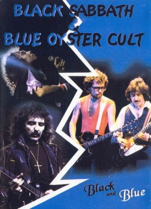 Black and Blue - Black Sabbath & Blue Oyster Cult (1981) DVD9