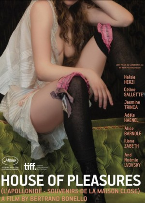 L'Apollonide (Souvenirs de la maison close) / House of Pleasures / House of Tolerance (2011) DVD9