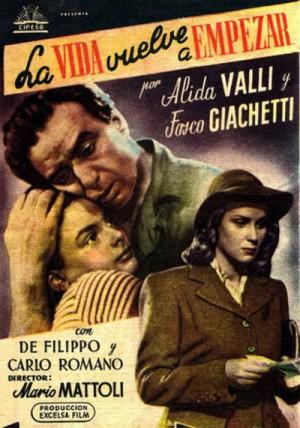 La vita ricomincia / Life Begins Anew (1945) DVD5