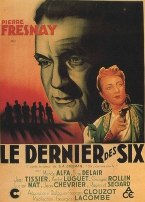 Le dernier des six / The Last One of the Six (1941) DVD9