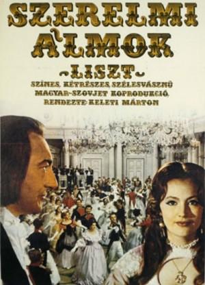 Szerelmi almok - Liszt / The Loves of Liszt / Dreams of Love - Liszt (1970) 2 x DVD9