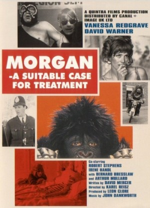 Morgan: A Suitable Case for Treatment / Morgan! (1966) DVD5