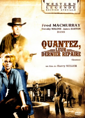 Quantez (1957) DVD9