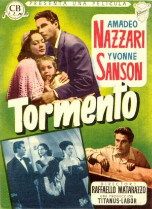 Tormento (1950) DVD5 Criterion Collection