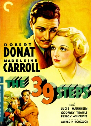 The 39 Steps (1935) DVD9 Criterion Collection
