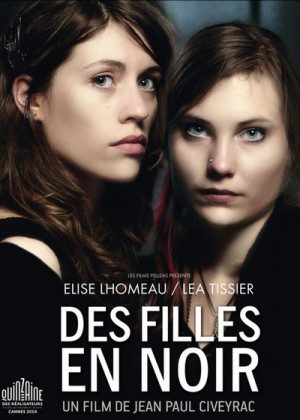 Des filles en noir / Young Girls in Black (2010) DVD9
