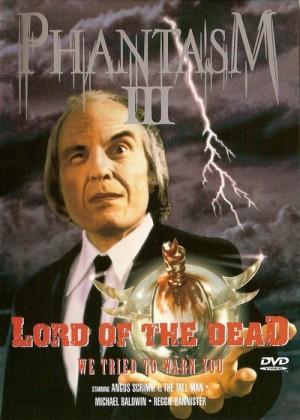 Phantasm III: Lord of the Dead / Фантазм 3: Повелитель мертвых (1994) DVD9, DVD5