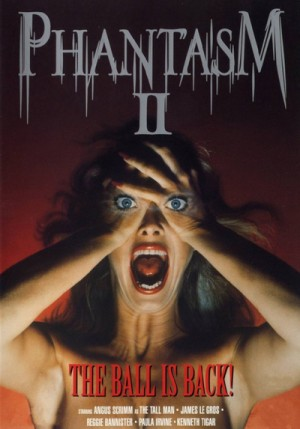 Phantasm II (1988) DVD9, DVD5