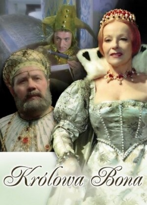 Krolowa Bona / Queen Bona (1980) 4 x DVD9