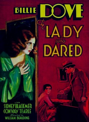 The Lady Who Dared (1931) DVD5