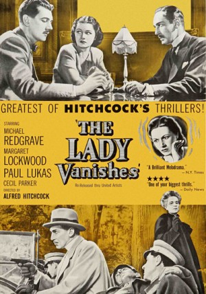 The Lady Vanishes / Леди исчезает (1938), Crook's Tour (1941) 2 x DVD9 Criterion Collection