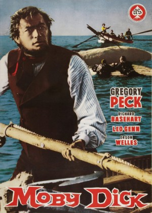 Moby Dick / Herman Melville's Moby Dick (1956) DVD9, DVD5