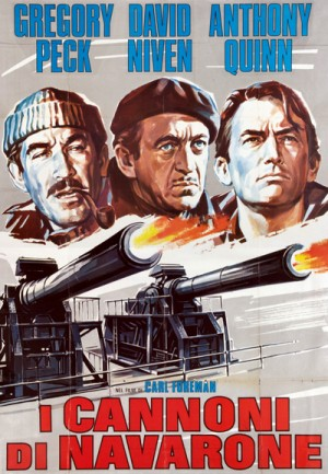 The Guns of Navarone (1961) DVD9, DVD5, Blu-Ray