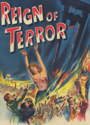 Reign of Terror / The Black Book (1949) DVD5