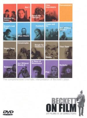 Beckett on Film (2000) 4 x DVD