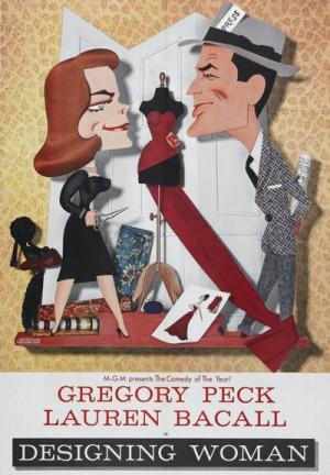 Designing Woman / La femme modele (1957) DVD9