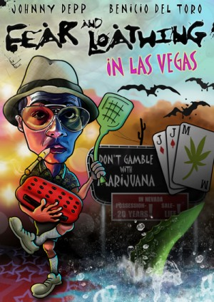 Fear and Loathing in Las Vegas (1998) 2 x DVD9, Blu-Ray Criterion Collection