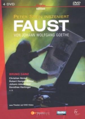 Johann Wolfgang von Goethe: Faust (2001) 4 x DVD9