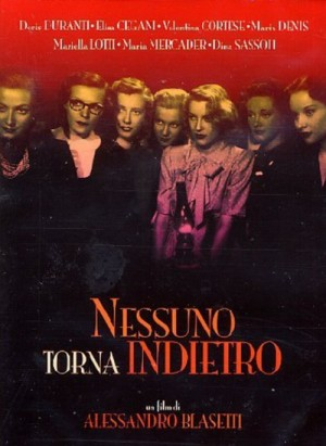 Nessuno torna indietro / Responsibility Comes Back (1945) DVD9
