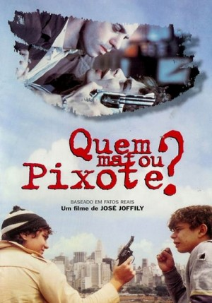 Quem Matou Pixote? / Who Killed Pixote? (1996) DVD9