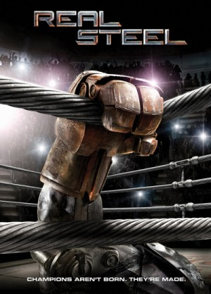 Real Steel (2011) DVD9