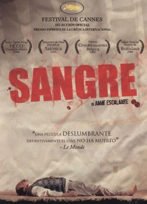 Sangre (2005) DVD9
