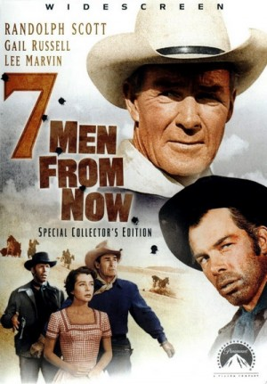 Seven Men from Now (1956) DVD9