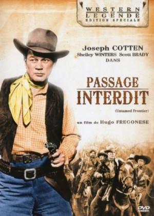 Untamed Frontier / Passage interdit (1952) DVD9