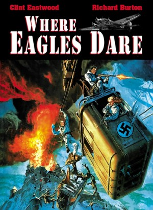 Where Eagles Dare / Quand les aigles attaquent (1968) DVD9