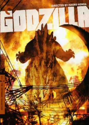 Godzilla / Gojira (1954), Godzilla, King of the Monsters! (1956) 2 x DVD9 Criterion Collection