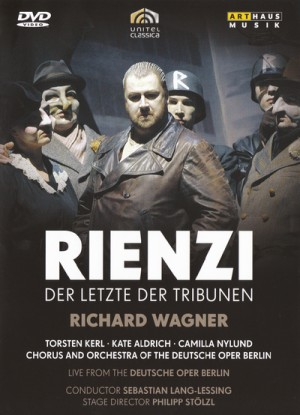 Richard Wagner - Rienzi, der letzte der Tribunen / Rienzi, the Last of the Tribunes (2010) 2 x DVD9