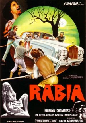 Rabid / Rage (1977) DVD9