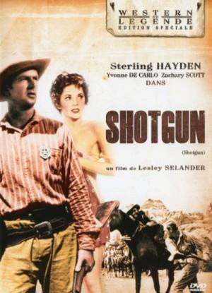 Shotgun / Amour, fleur sauvage (1955) DVD9