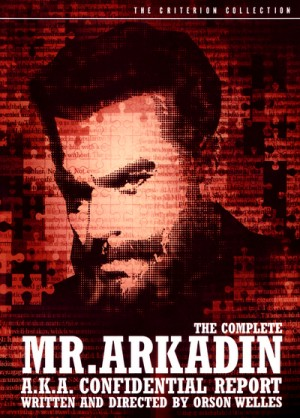 The Complete Mr. Arkadin / Confidential Report (1955) 3 x DVD9 Criterion Collection