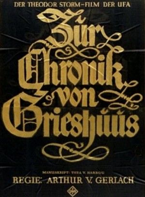 Zur Chronik von Grieshuus / The Chronicles of the Gray House (1925) DVD5