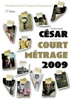 Cesar 2009: Selection officielle courts metrages / Cesar 2009: A selection of short films (2007 – 2008) 2 x DVD9