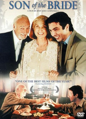 El hijo de la novia / Son of the Bride (2001) DVD9