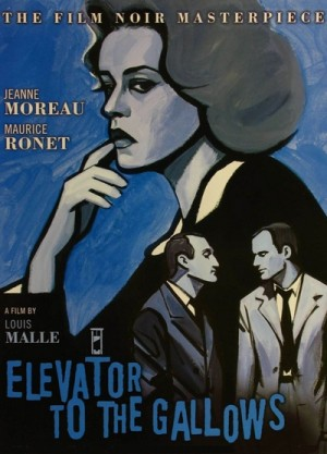 Elevator to the Gallows / Ascenseur pour l'echafaud (1958) 2 x DVD9 Criterion Collection