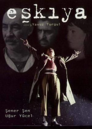 Eskiya / The Bandit (1996) DVD9