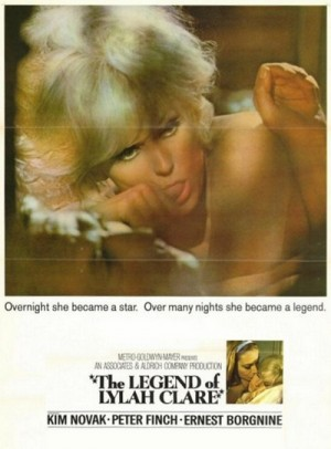 The Legend of Lylah Clare (1968) DVD9