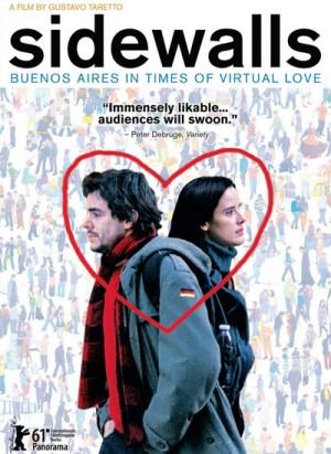 Medianeras / Sidewalls (2011) DVD9